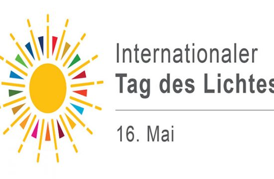 Internationaler Tag des Lichtes