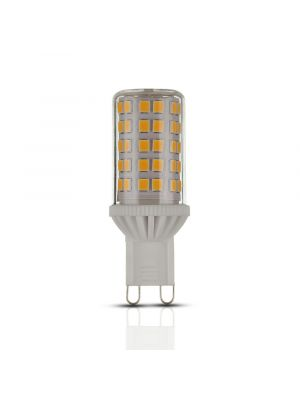 LED Spotlight 5W G9 Kunststoff 3000K Dimmbar