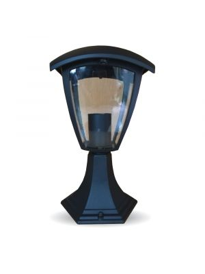 Garden Lamp 300mm IP44 Black - NEW