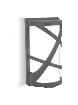 Wall Lamp E27 Dark Grey - NEW