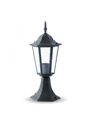 Stand Lamp 30cm Matt Black - NEW